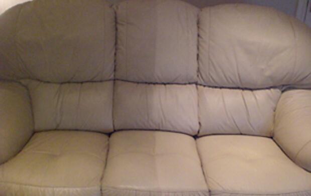 Limpieza de sofás de piel a domicilio