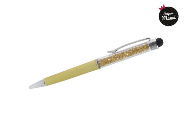 Bolígrafo con Swarovski Elements