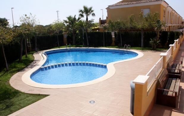 Vacaciones en chalé, Alcocéber (Castellón)
