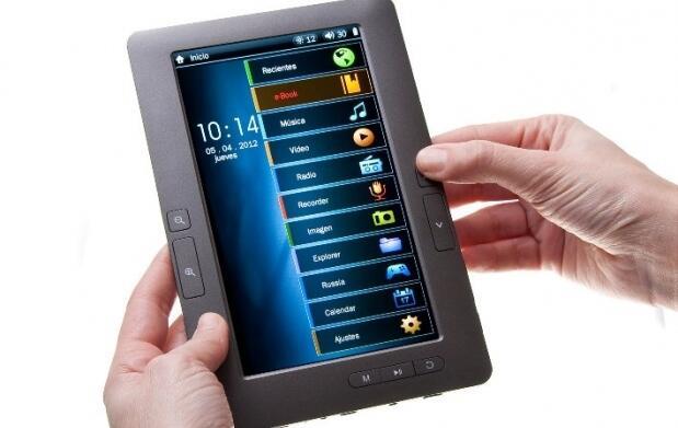 Ebook ultralight de 7 pulgadas+funda