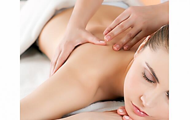 Sesión de osteopatía o masaje a elegir