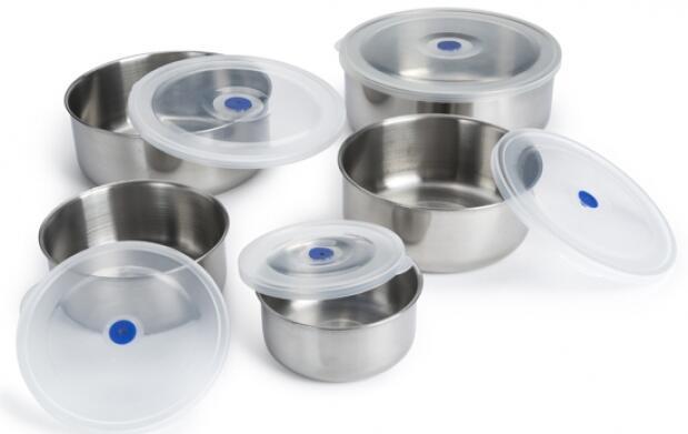 Set de 5 bowls de Martín Berasategui