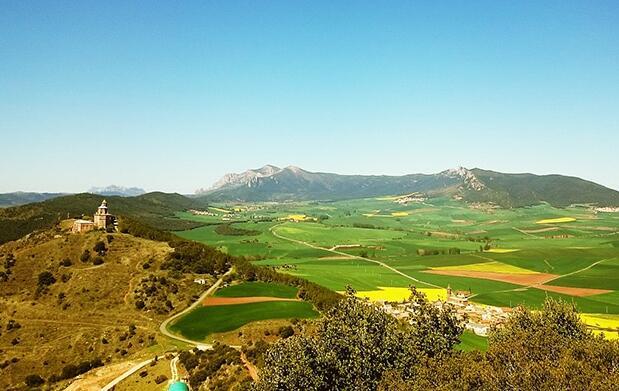 Relájate en este Hotel Rural en Navarra