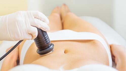 5 o 10 sesiones de cavitación, presoterapia y masaje drenante