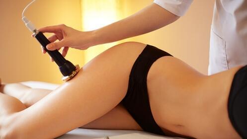 3 o 6 sesiones de cavitación, masaje reductor y más
