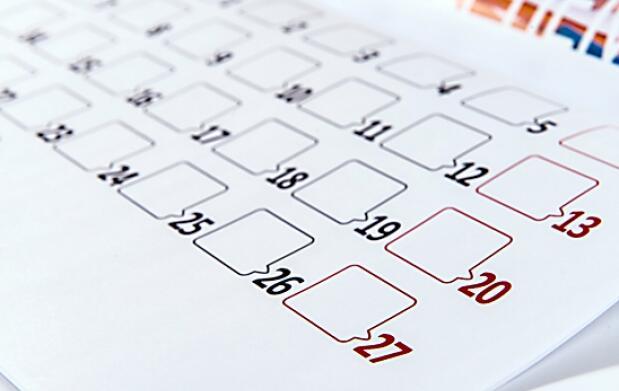 Calendario de pared 2015 personalizado