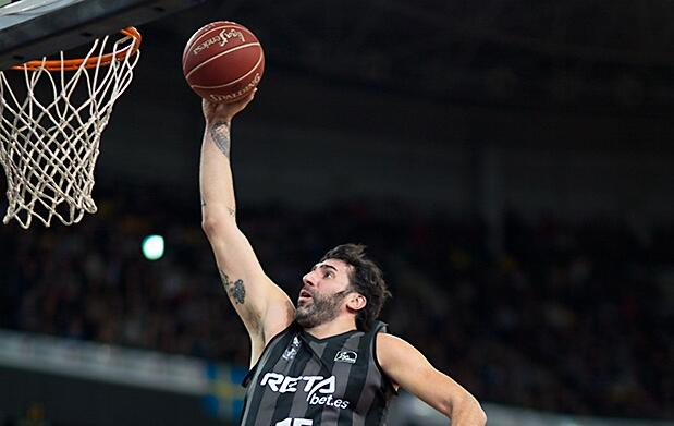 RETAbet Bilbao Basket Vs. Tecnyconta Zaragoza