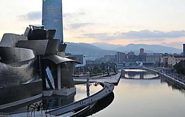 Disfruta de un día de lujo en Bilbao