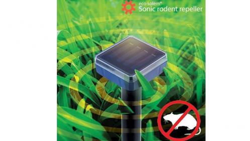 Repelente Solar de Roedores Eco Solem
