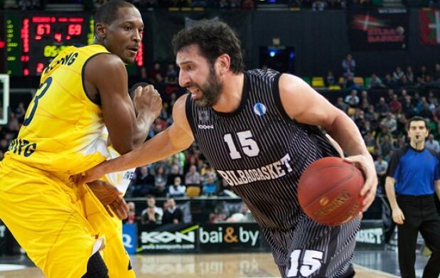 Bilbao Basket vs Panionios de Atenas