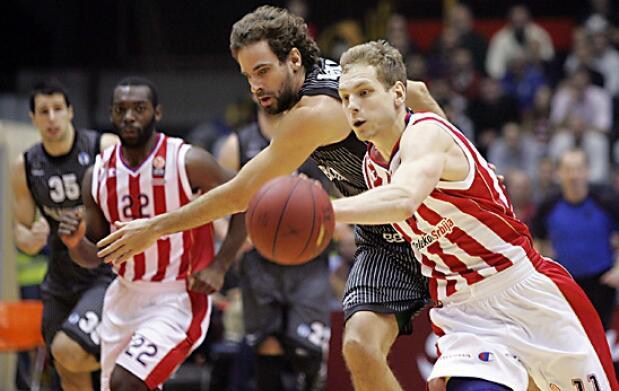 Bilbao Basket - Estrella Roja de Belgrado