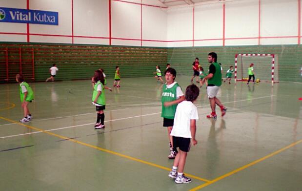 Campus Futbol-sala y multideporte