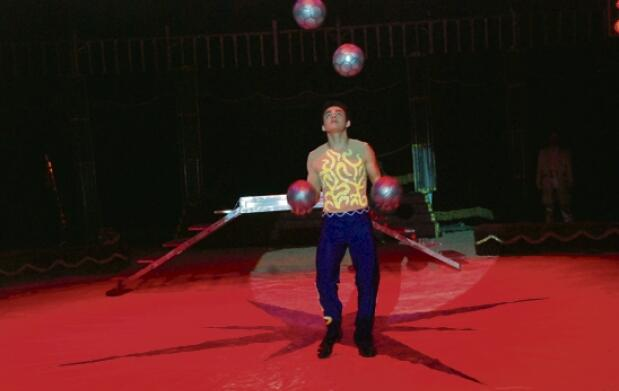 Gran Circo Wonderland en Vitoria