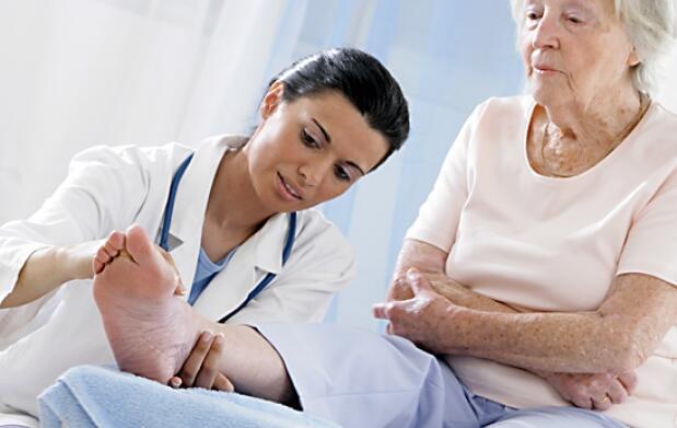 Tratamiento podológico de Quiropodia