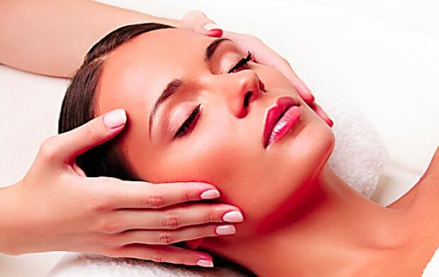 Tratamiento facial natural