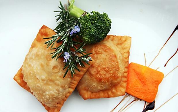 Menú vegetariano en Berriz
