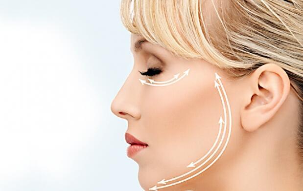 Tratamiento facial de las celebrities