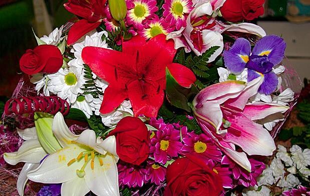 Centro de Flores + Envío a domicilio