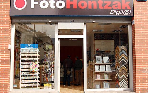 Oferta revelado digital Foto Hontzak