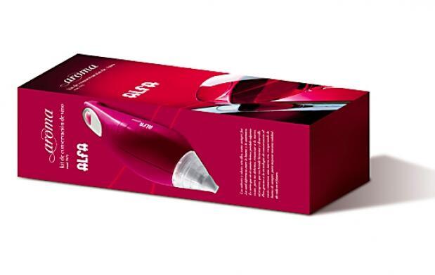 Conserva el aroma del vino con este kit