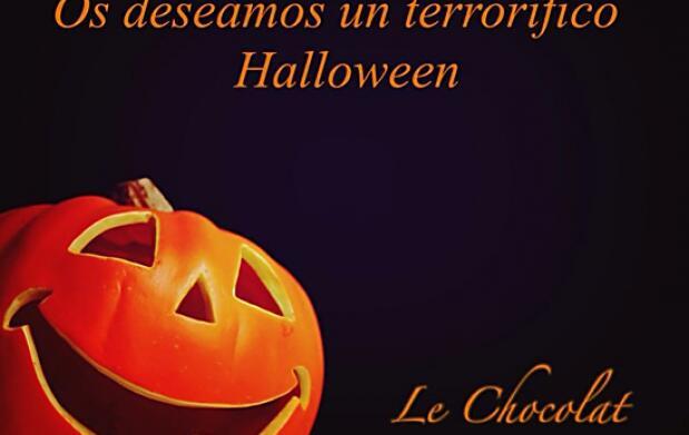 Dulce Halloween con Le Chocolat