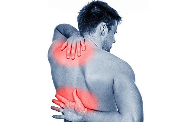 Elimina el dolor muscular de tu cuerpo