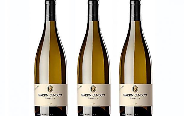 3, 6 ó 12 botellas de Martín Cendoya