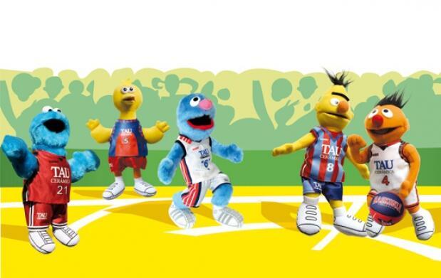 La plantilla de baloncesto más divertida