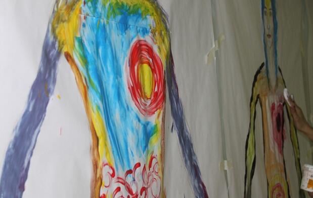 Potencia tu creatividad con arteterapia