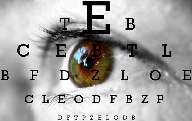 ¡Revisión ocular completa!