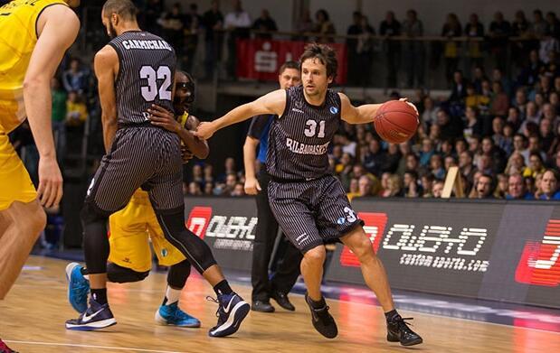 Bilbao Basket vs EWE Baskets