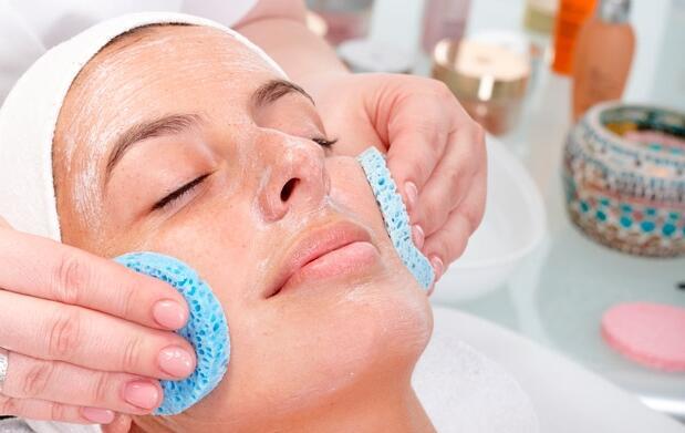 Tratamiento facial hidro-iluminador