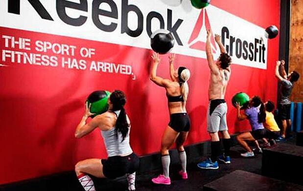 Ponte en forma gracias al CrossFit