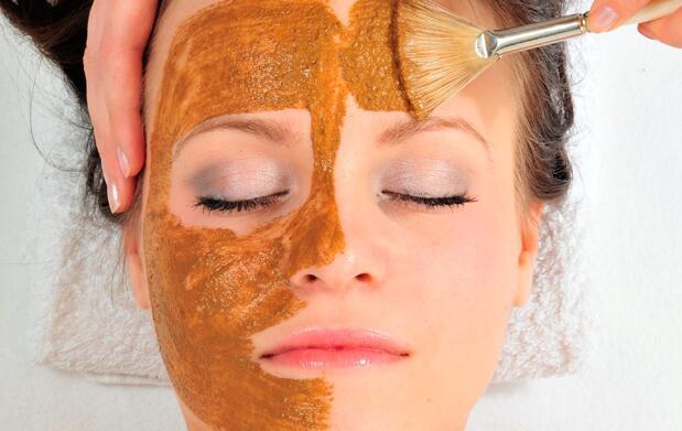 Limpieza facial con oro por sólo 15€