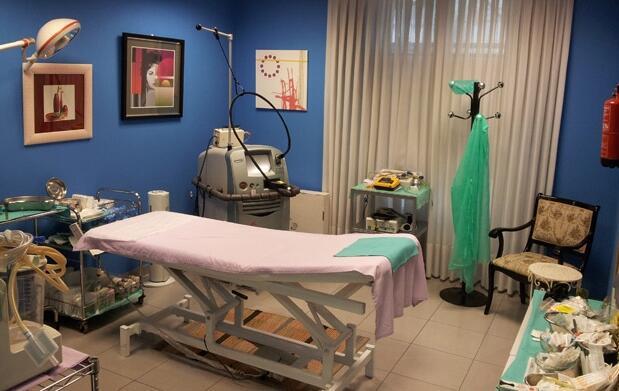 Tratamiento facial médico exhaustivo