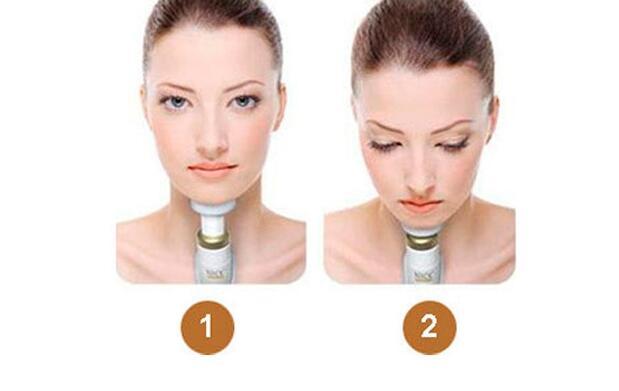 Reductor y masajeador de cuello