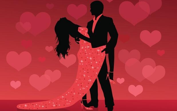 Sesión en pareja de tango argentino
