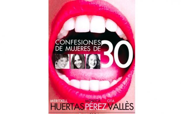 Comedia 'Confesiones de mujeres de 30'