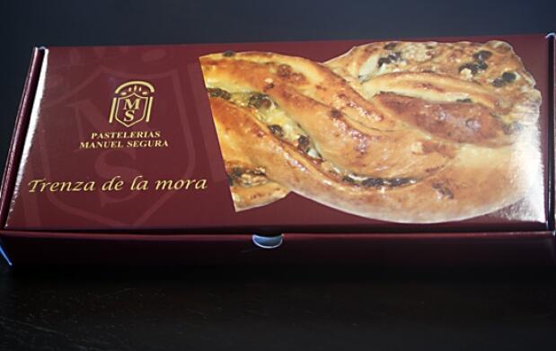 Lote gourmet Pastelerías Manuel Segura