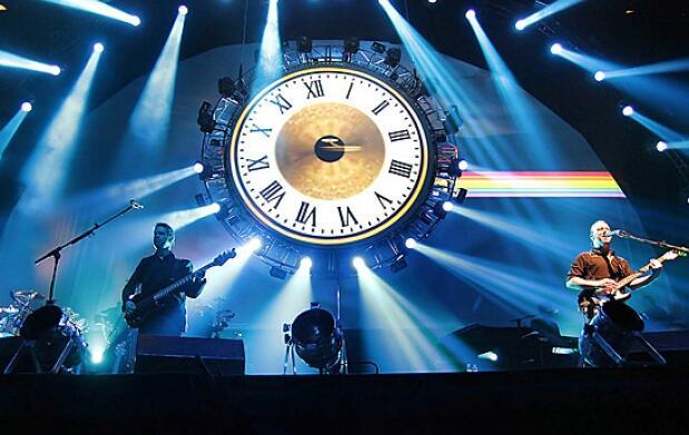Pink Floyd en estado puro - Euskalduna