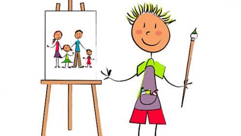 Pintura e inglés para niños - descuento: 41% - 89 &euro ...