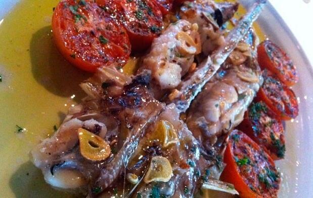Gran menú en plena reserva de Urdaibai