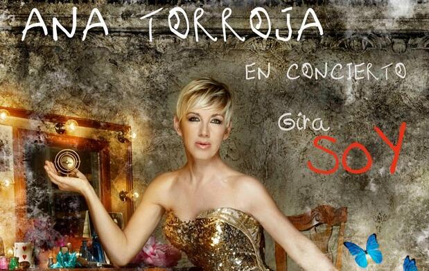 Entradas para Ana Torroja