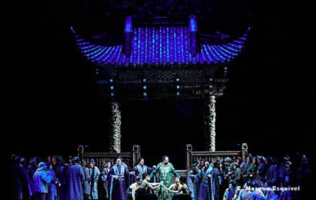 Ópera Turandot a un precio inmejorable