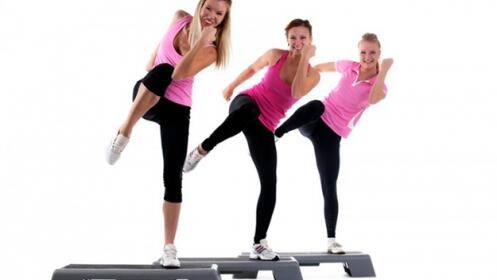 1 mes de clases de Aerobic-Step en Gimnasio Rodas