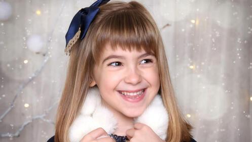 Sesión de fotos infantil con Dani Paz