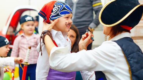 Curso de Organización de fiestas y eventos infantiles