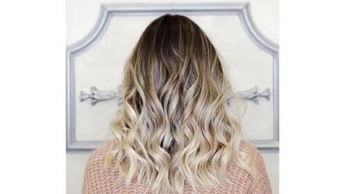 Renueva tu cabello y estilo con mechas Balayage