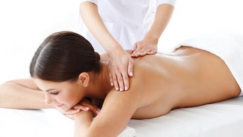 1 o 3 masajes descontracturantes