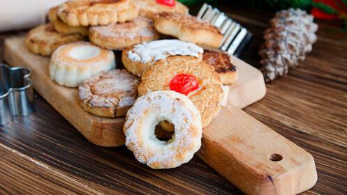 31 piezas de pastelería de alta calidad
